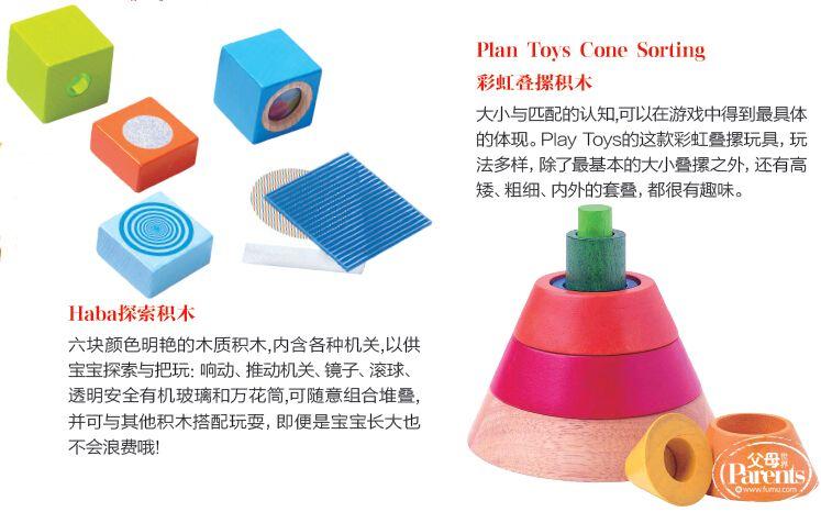 自制形状认知板/盒     利用宝宝已有的木质积木或者乐高积木