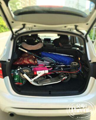 宝马2系旅行车 居家用车的不二之选